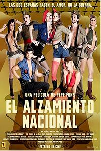 Cartel de cine erótico 2011