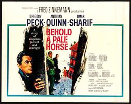 Cartel de cine clásico 1964