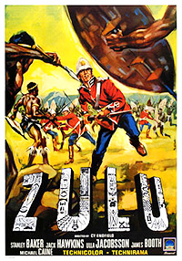 Cartel de cine clasico aventuras 1963