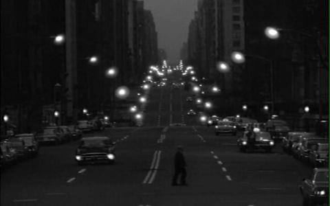 Fotogramas de cine en blanco y negro